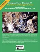 Dungeon Crawl Classics #7: The Secret of Smuggler's Cove