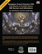 Dungeon Crawl Classics #39: DM Screen and Adventure