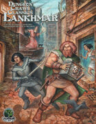 Dungeon Crawl Classics Lankhmar Boxed Set