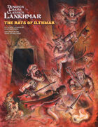 Dungeon Crawl Classics Lankhmar #11: The Rats of Ilthmar
