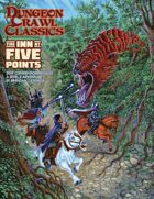Dungeon Crawl Classics 2019 Convention Module: The Inn at Five Points
