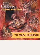 VTT Map+Token Pack: DCC Lankhmar #11: The Rats of Ilthmar