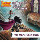 VTT Map+Token Pack: DCC: Portal Under The Stars