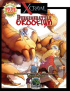 Free RPG Day 2007 – Xcrawl: Dungeonbattle Brooklyn