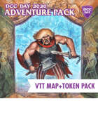 VTT Map+Token Pack: DCC Day Adventure Pack