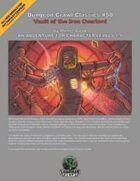 Dungeon Crawl Classics #50: Vault of the Iron Overlord