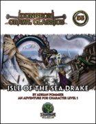Dungeon Crawl Classics #55: Isle of the Sea Drake
