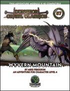 Dungeon Crawl Classics #57: Wyvern Mountain