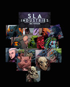 SLA Industries: GM's Art Pack for Digital Play