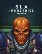 SLA Industries 2nd Edition