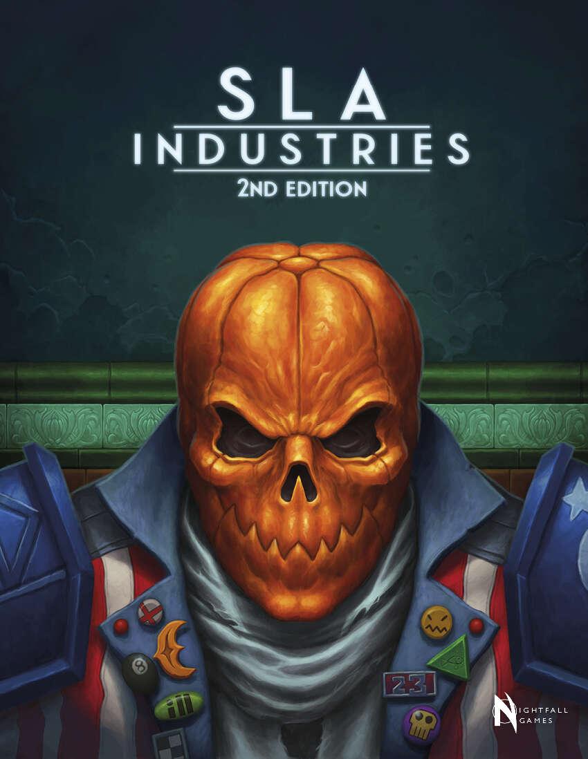 SLA Industries 2nd Edition