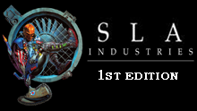 SLA Industries, 1st Edition