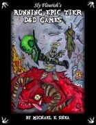 Sly Flourish's Running Epic Tier D&D Games