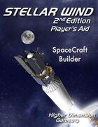 Stellar Wind Spacecraft Builder 2nd Edition