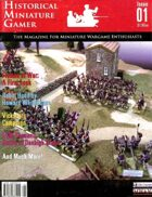 Historical Miniature Gamer Magazine #1