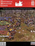 Historical Miniature Gamer Magazine #3