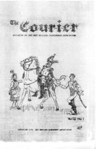 The Courier: Bulletin of the New England Wargamers Association V3 #1 1971