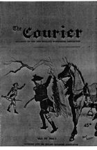 The Courier: Bulletin of the New England Wargamers Association V4 #1 1972
