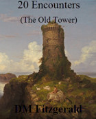 20 Road Encounters (The Old Tower)