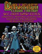 Darkfast Classic Fantasy Set Eight: Dark Elves