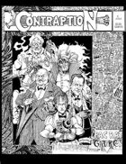 Contraption: The Adventure of the Black Unicorn (Part Two)