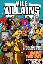 Vile Villains
