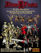 Ultima Forsan Set One: Characters