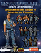 Extrastellar Set One: Space Adventurers