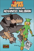 Save The Day Advanced Rulebook
