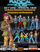 Radical Kids Set One