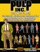 Pulp Inc. Set Two: G-Men