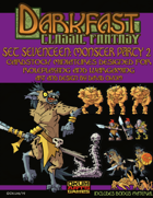 Darkfast Classic Fantasy Set Seventeen: Monster Party Two