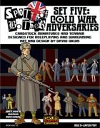 Spot Of Bother Set Five: Cold War Adversaries