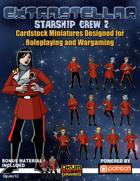 Extrastellar Set Eleven: Starship Crew 2