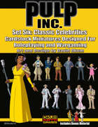 Pulp Inc. Set Six: Classic Celebrities
