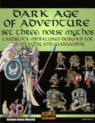 Dark Age Of Adventure Set Three: Norse Mythos