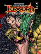 Kirk Lindo's Vampress Luxura Volume 4: The Eternal Embrace