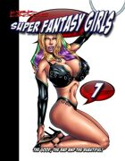 Kirk Lindo's Super Fantasy Girls #7