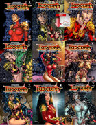 Vampress Luxura Trade Paperback Collection V01 - V10 [BUNDLE]