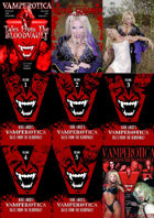 VAMPEROTICA: Tales from the Bloodvault Volume #1 - #5 [BUNDLE]