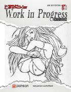 Kirk Lindo's Work In Progress Sketch Book 02