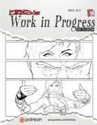 Kirk Lindo's Work In Progress Sketch Book 04