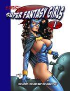 Kirk Lindo's Super Fantasy Girls #1(FREE)