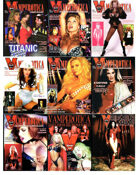 Vamperotica Magazine Complete Collection [BUNDLE]