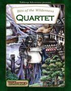Bits of the Wilderness Quartet [BUNDLE]
