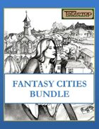 Fantasy Cities [BUNDLE]