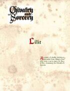Bestiary - Lilit