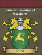 Armorial Bearings of Marakush, vol. 1