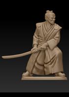 Land of the Rising Sun - Samurai