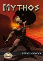Mythos: Hero's Handbook (Savage Worlds)